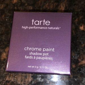 NWT Tarte Chrome Paint Shadow Pot in Martini